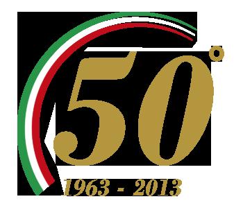 50° 1963-2013